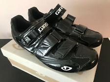 GIRO APECKX-HV Men's Road Bike Cycling Shoes Black 3-Bolt men's 12.5 NIB