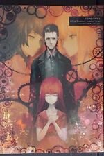 JAPAN Steins;Gate 0 Official Document Amadeus' Script (Book)