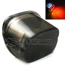 LED Turn Signal Tail Light for Harley softail 96-08 Harley sportster 99-07 Smoke