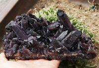 950g RARE ! New Find Natural Beatiful Amethyst Quartz Crystal Cluster Specimen