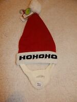 BNWT Unisex Father Christmas Hat & Beard In Size 3-6 Years