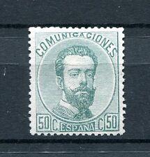 1872.ESPAÑA.EDIFIL 126(*).NUEVO FIJASELLOS.CAT 143 €