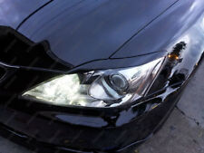 Fiberglass Headlight Eyebrows Eyelids for 2006-2012 Lexus IS250 IS300 IS350 ISF