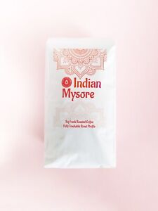 India Mysore Coffee Beans 1kg Fresh Roasted Coffee Beans, NEW INTRO OFFER