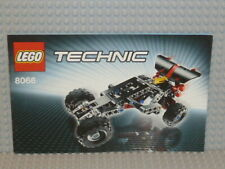 LEGO® Technic Bauanleitung 8066 Off Roader Heft 2 ungelocht instruction B3771