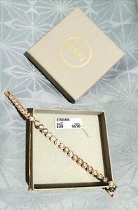 Tennis Armband von Christ  Edelstahl rosegold mit vielen Zirkonias NP 59.90 €