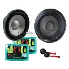 "Infinity Kappa Perfect 6.1 6.5"" 400 Watt Component Car Audio Speaker (pair) 400W"
