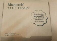 Monarch Marking Paxar 1110 Price Pricing Labeler Gun Paxar with box