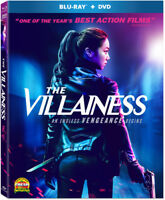 The Villainess [New Blu-ray] With DVD