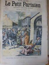 1902 MARTINIQUE VOLCAN ERUPTION FORT DE FRANCE AMBULANCE