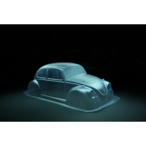 Tamiya 1825147 RC Body M-02L Volkswagen Beetle 240mm Wheelbase M-Chassis