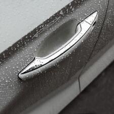 2013-2018 For Audi A3 8V  Silver Steel Car Door Handle Stripe Cover Trim 8pcs