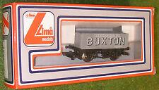 LIMA TRAINS RAILWAY OO GAUGE WAGON 305634 BUXTON 7-PLANK
