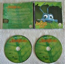 A BUG'S LIFE - DISNEY PIXAR FILM MOVIE VIDEO CD (english edition)