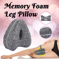 Memory Foam Leg Pillow Cushion Knee Support Pain Relief Washable Cover 2020 AUS