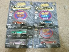 "LIMITED EDITION ""CLUB MEMBERS ONLY"" JOHNNY LIGHTNING ""TOPPERS"" ANNIVERSARY SET"
