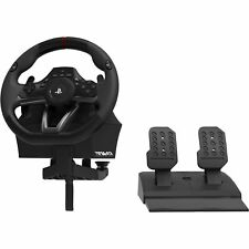 HORI RWA: Racing Wheel Apex, Lenkrad, schwarz