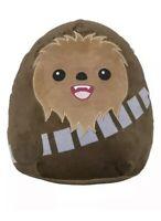 "Squishmallow Disney Star Wars Plush 5"" Mini Baby Chewbacca New"