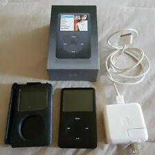 Apple Ipod Classic A1238 6/7th Generation Model: Mb147Ll 80Gb (Black)Preowned