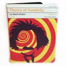 Funda de IPAD - Teoría la Relatividad - Retro Clásico Edición run for covers
