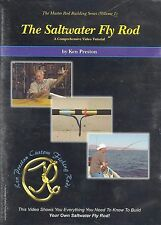 The Saltwater Fly Rod  A Comprehensive Video Tutorial by Ken Preston - DVD