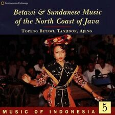 Various Artists - Music from Indonesia 5 / Various [New CD]