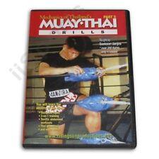 Mechanics Muay Thai Kickboxing #3 Blocking Drills Dvd Saekson Janijira Rs61S New
