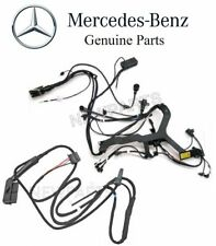 Mercedes W202 C220 1994-1995 Engine And Transmission Wiring Harness Genuine