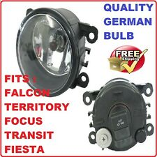 Fog Light fit Ford Falcon BF FG Focus Fiesta Transit Territory EcoSport PAIR