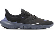 NIKE FREE RN 5.0 Running Trainers Gym Run - Thunder Grey  - UK Size 8 (EUR 42.5)