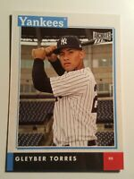 2020 Topps Archives SNAPSHOTS SP Topps Glossy EXCLUSIVE #AS-GT GLEYBER TORRES ⚾