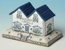 Sea Spray Hotel 3D Cross Stitch Kit