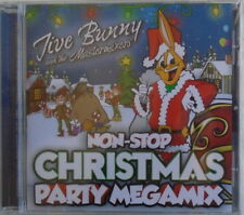 JIVE BUNNY And The Mastermixers-CD-Non-Stop Christmas Party Megamix - BRAND NEW