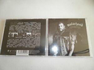 Motörhead : The Best of Motörhead CD Limited  Album 2 discs (2000)