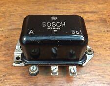 Porsche 356 Bosch 6V Voltage Regulator - Nice!