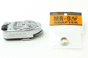 [ près De Mint ] Leica Mètre MR4 MR-4 Mr.Chromé Pour M2 M3 M4-2 M4 De Japon