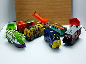Chuggington Interactive Bundle x 5 Faulty And Not Working
