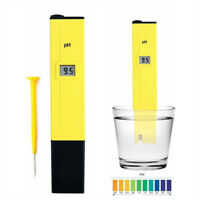 Electric Digital PH Tester Conductivity Hydroponics Water Test Pen