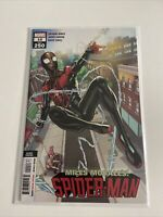 Miles Morales Spider-Man #10 2nd Print NM 2019 Low Distribution 1st Ultimatum