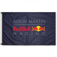 Aston Martin Red Bull Racing F1 Flag Banner Man Cave