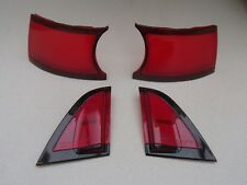 MR2 SW20 Rev 3+ pair of tail light lense in red complete set