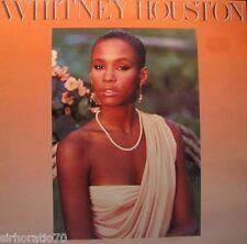 WHITNEY HOUSTON Self Titled LP   SirH70
