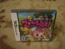 Zoobles! Spring to Life!  (Nintendo DS, 2011)