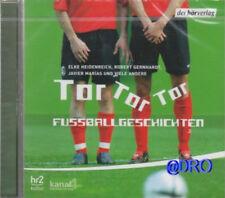 TOR TOR TOR + Fußball Geschichten + Hörbuch + Witzig und unterhaltsam + NEU/OVP