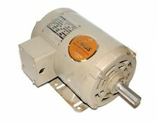 GOULD E-PLUS 1 HP  3 PHASE AC MOTOR MODEL 8-938276-01