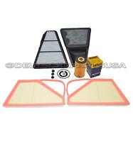 Bentley Continental Gt W12 Service Kit Engine Air Filter /& Oil Filter Set
