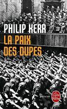 La Paix des dupes de Kerr, Philip | Livre | état bon