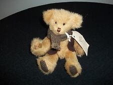 "GINNYS TEDDYS-MINIATURE TEDDY BEAR - ""TWEED"""