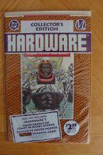 1993 DC Milestone Hardware #1 Polybagged Comic Book