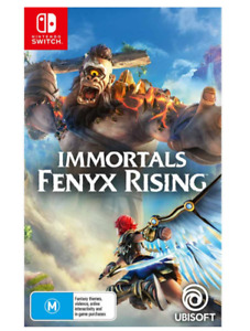 Immortals Fenyx Rising Nintendo Switch Brand New Sealed Free Postage